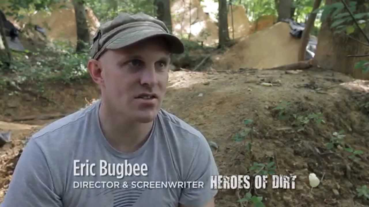 Heroes of Dirt - The Conception of the Story Featurette