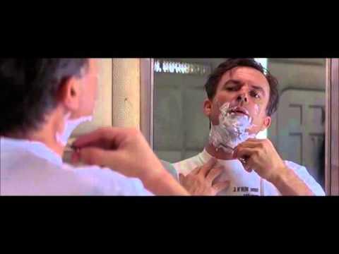 Horizont události (1997) - holící scéna