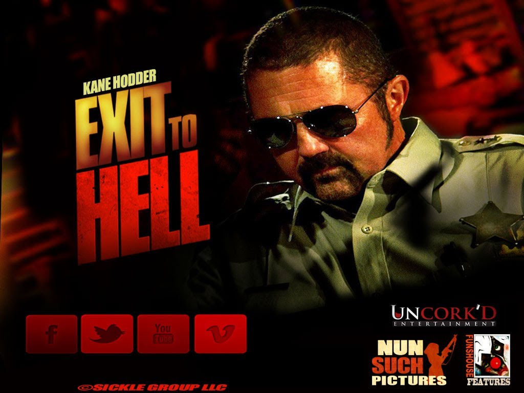Horror Thursdays with Mark Krawczyk: Exit to Hell (2013) Movie Review