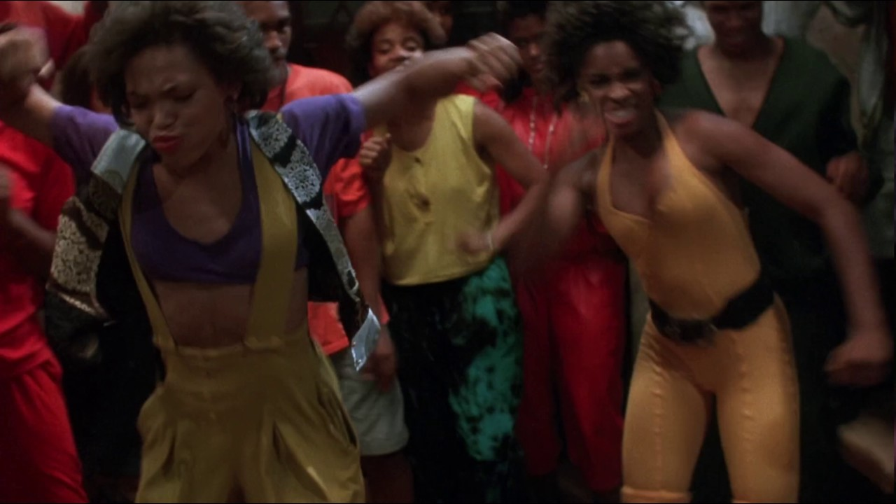House Party (1990) Dance Off Scene HD