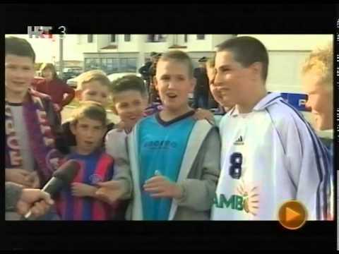 "HRT - Prilog o RK ""Metković Jambo"" pred utakmicu s Magdeburgom - 2001."