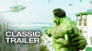 Hulk (2003) Official Trailer #1 - Erica Bana Movie HD