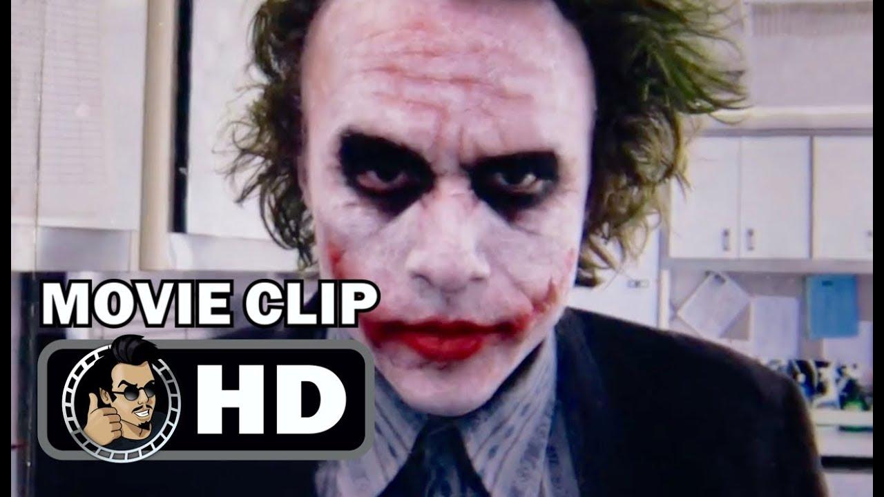 I AM HEATH LEDGER Movie Clip - Crafting The Joker for The Dark Knight (2017) Spike TV Documentary HD