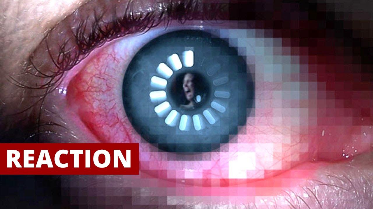 i-LIVED Official Trailer 1 (2015) - Horror Movie Reaction