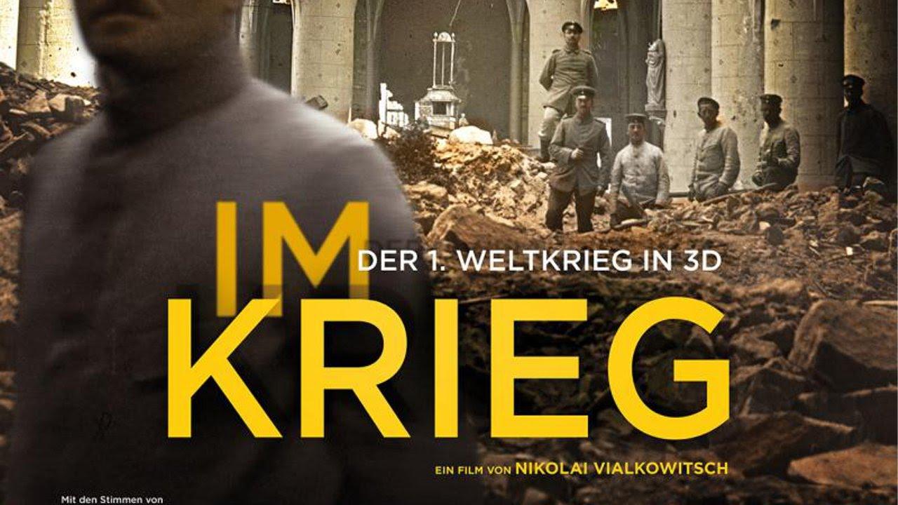 IM KRIEG - Der 1. Weltkrieg in 3D | Trailer (German | Deutsch) [HD]