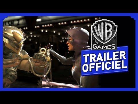 Injustice 2 - Vos Combats, à Votre Façon - Trailer Officiel