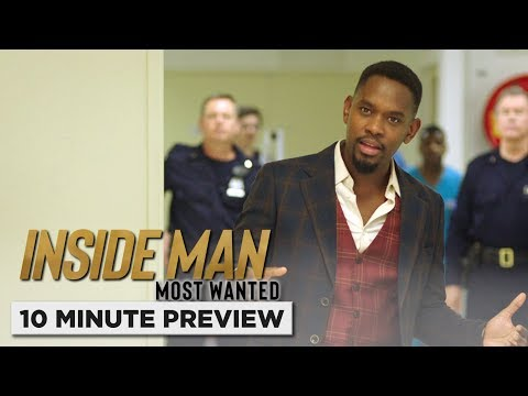 Inside Man: Most Wanted   10 Minute Preview   Own it now on Blu-ray, DVD, & Digital