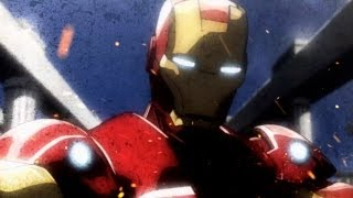 Iron Man: Rise of Technovore Trailer