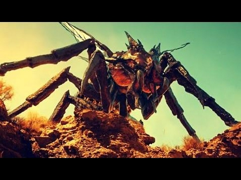 IT CAME FROM THE DESERT Official Trailer (2017) Giant Ant Horror Action Movie HD !