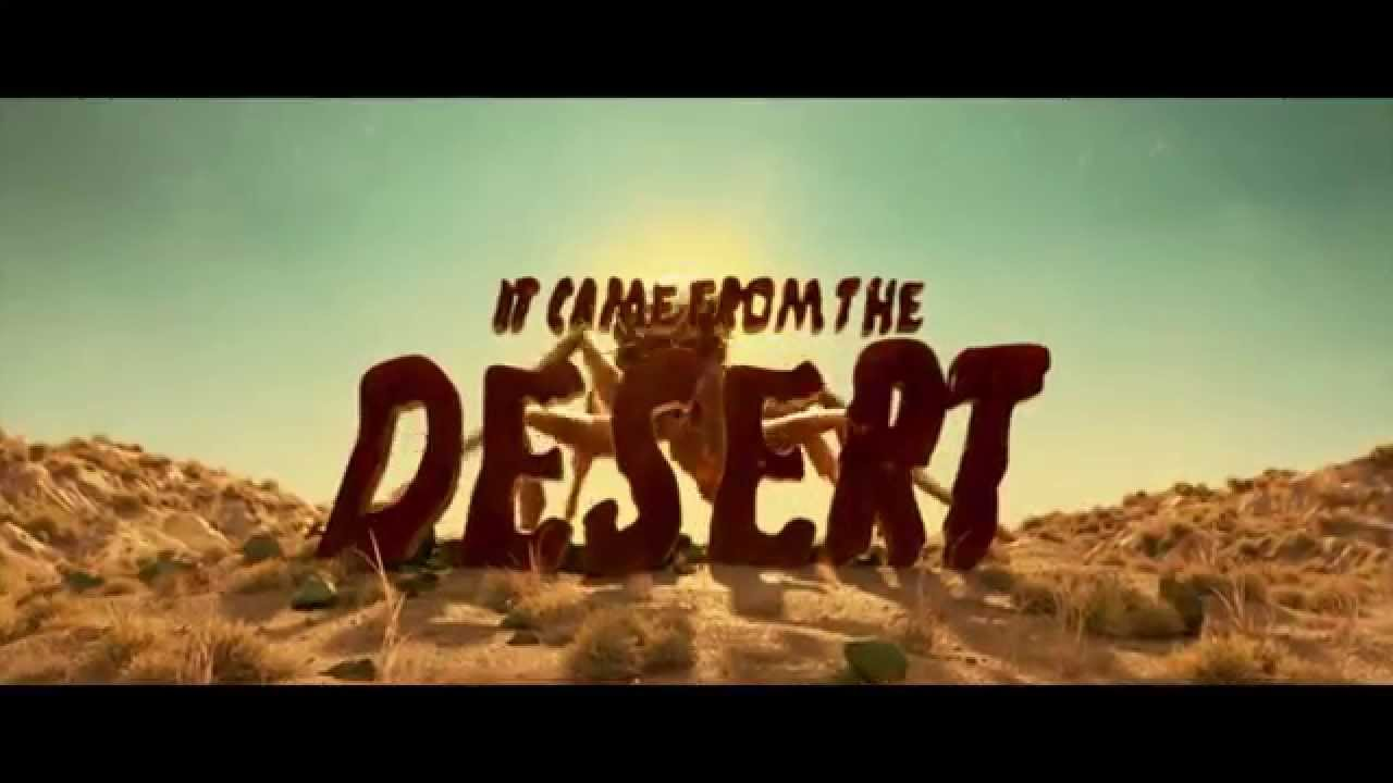 It Came From The Desert - teaser trailer