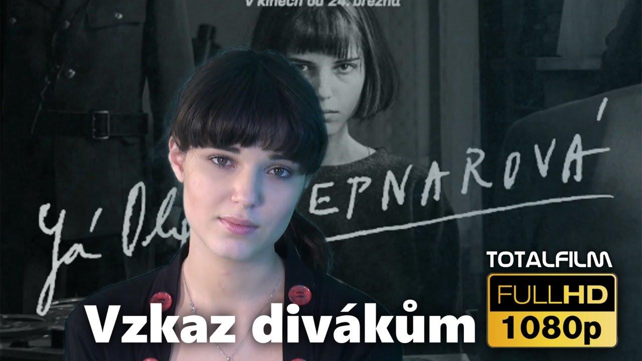 Já, Olga Hepnarová (2016) Michalina Olszańska - vzkaz divákům