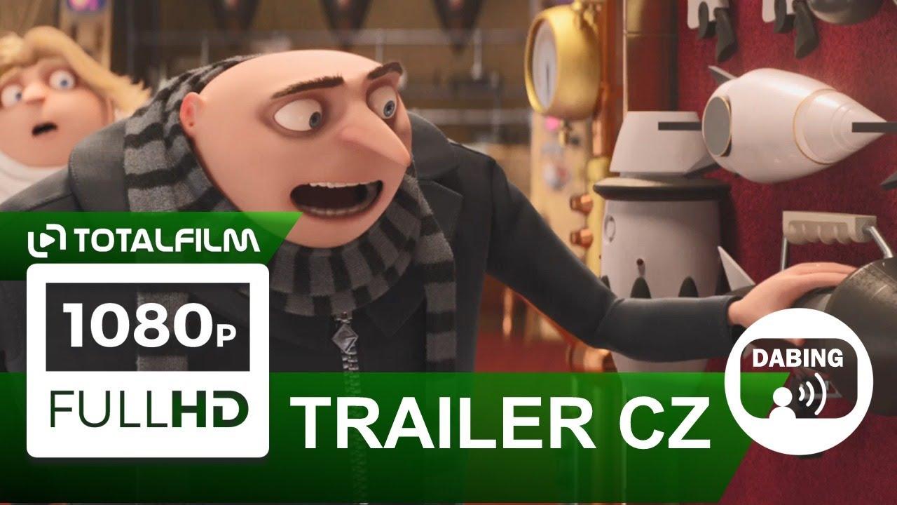 Já Padouch 3 (2017) CZ dabing HD trailer 3.