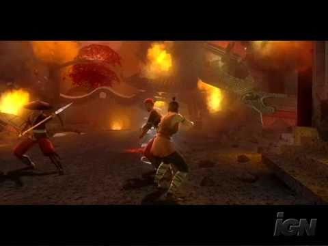 Jade Empire (2005) - IGN Gameplay Vault