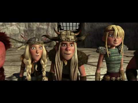 Jak vycvičit draka (How to Train Your Dragon) - Trailer Cz