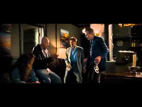 Jako za starejch časů / Stand Up Guys (2012) CZ trailer