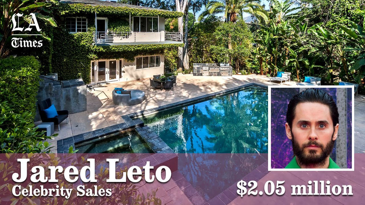 Jared Leto Gets His Price And More For Cahuenga Pass Pad   Hot Property On The Los Angeles Times