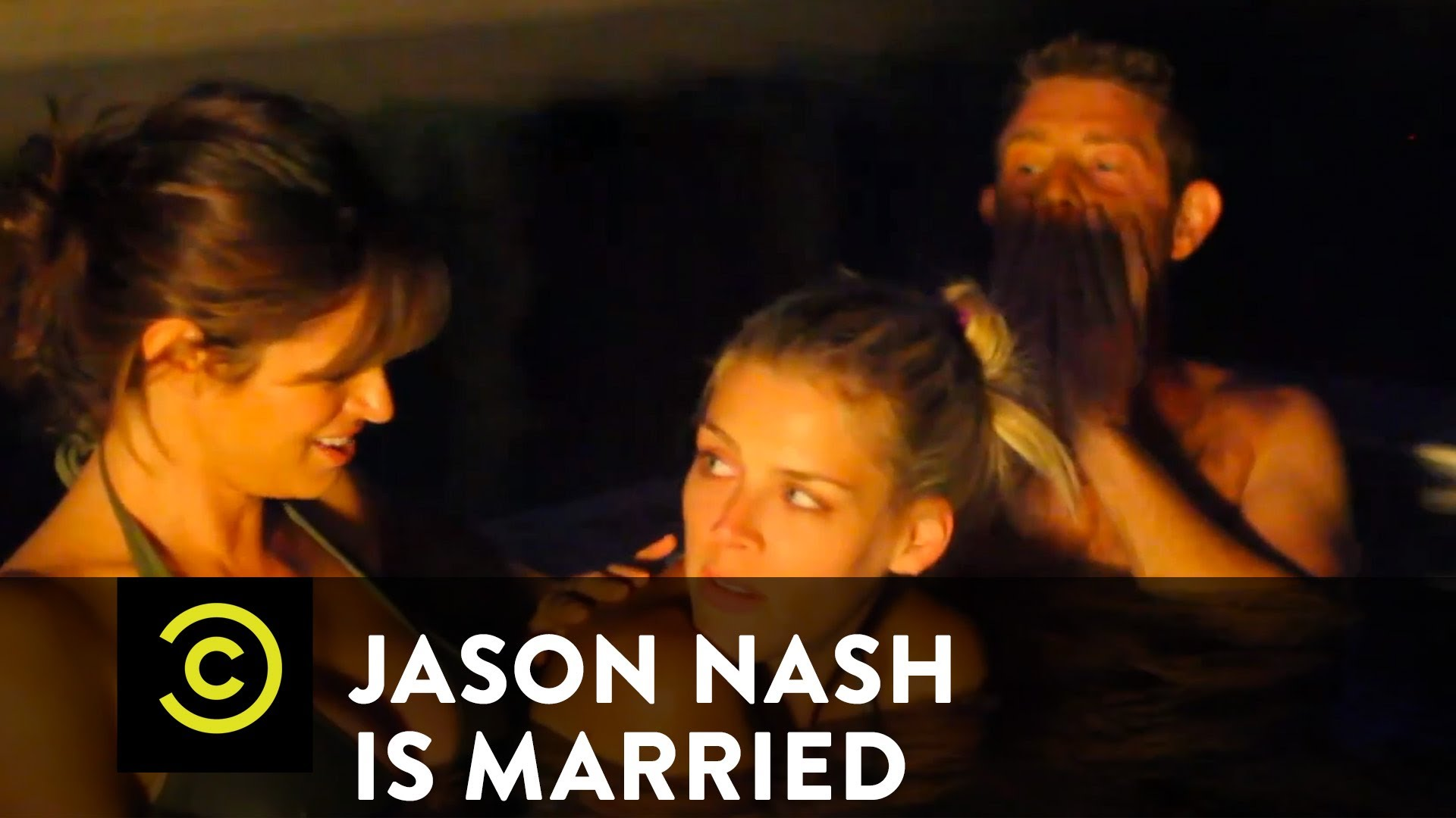 Jason Nash Is Married - Deleted Scene - A Sexy Night with Mindy