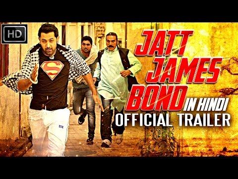 Jatt James Bond - Gippy Grewal, Zarine Khan - Official Trailer   Punjabi Movie Dubbed in Hindi 2015