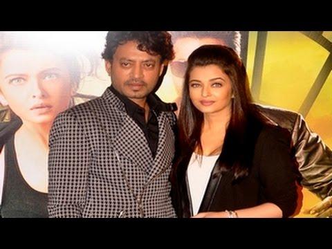 Jazbaa 2015 Official Trailer Launch | Aishwarya Rai, Irrfan Khan | Uncut Video