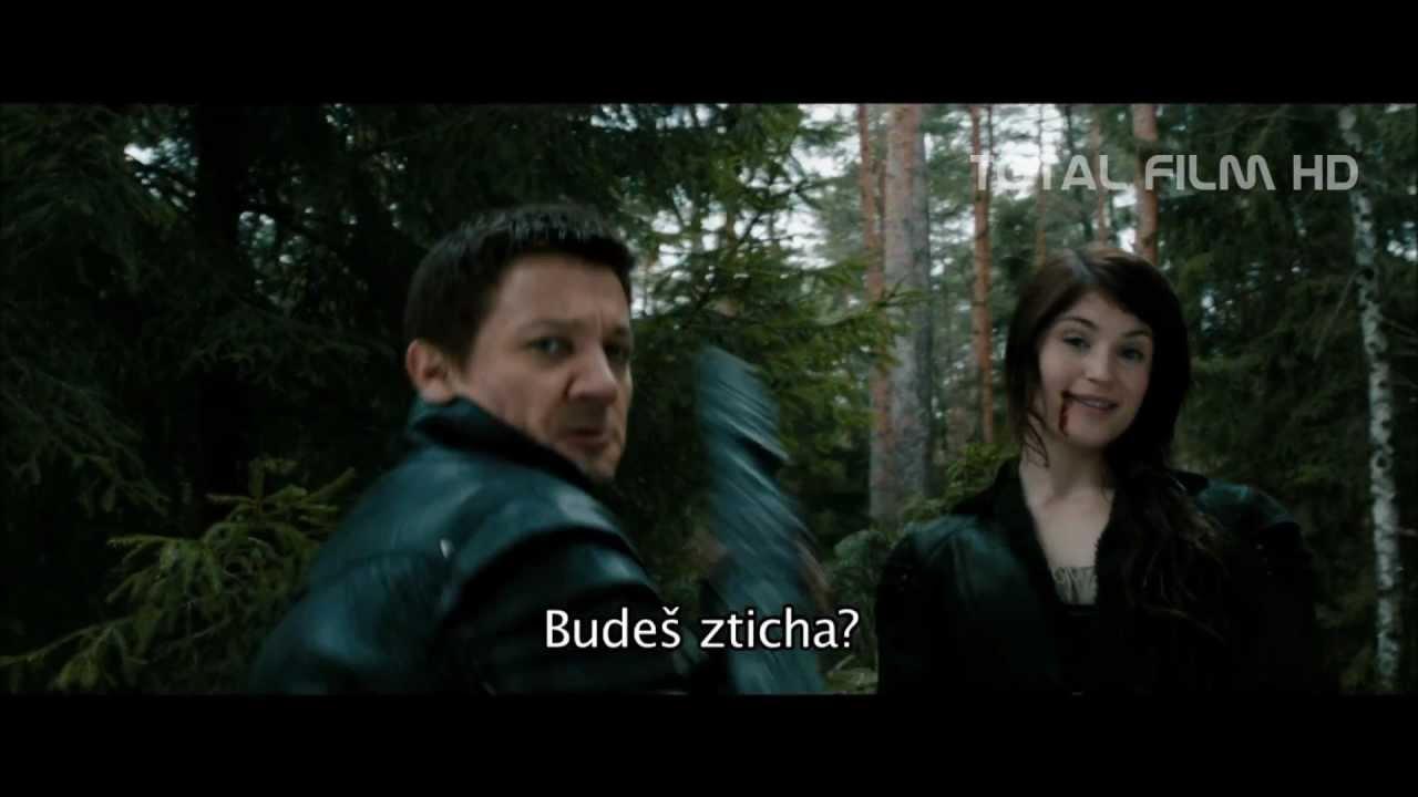 JENÍČEK A MAŘENKA LOVCI ČARODĚJNIC (2013) CZ HD Trailer B