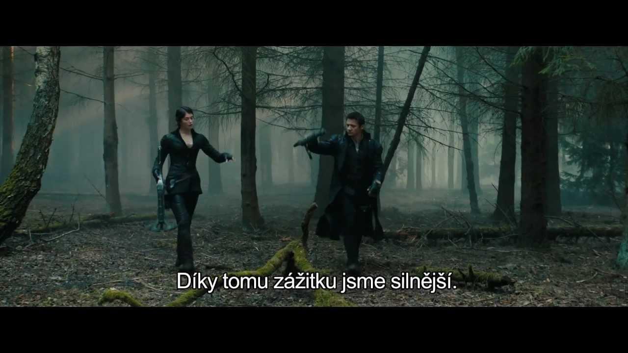 Jeníček a Mařenka - Lovci čarodějnic - český trailer 2