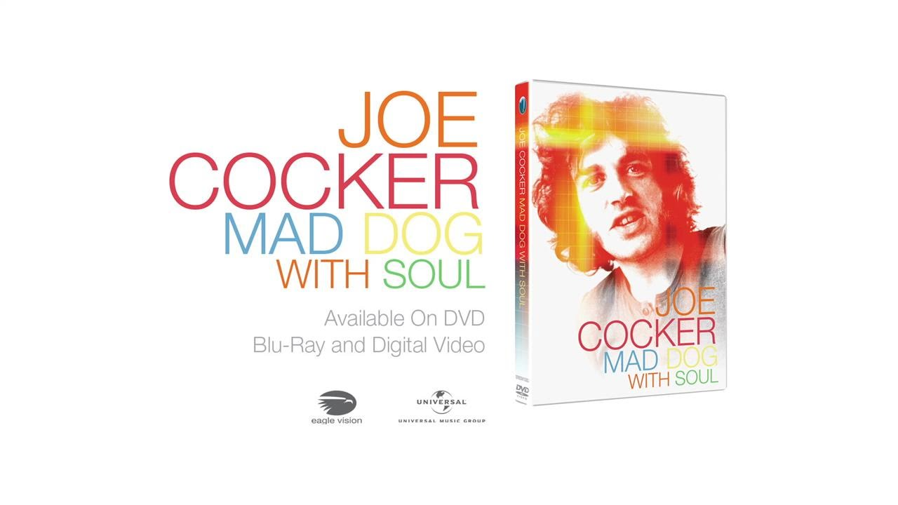 Joe Cocker - Mad Dog With Soul (Trailer)
