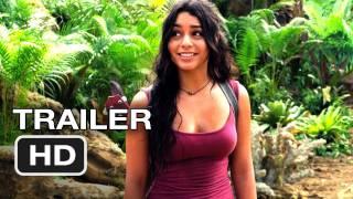 Journey 2: The Mysterious Island Official Trailer #1 - Dwayne Johnson, Vanessa Hudgens (2012) HD