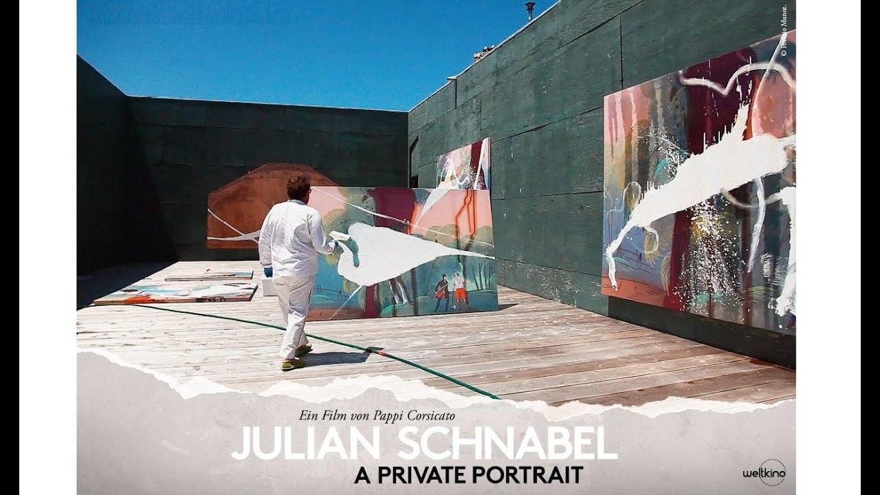 Julian Schnabel - A Private Portrait | Offizieller Trailer OmU HD | Ab 11.01.2018 im Kino