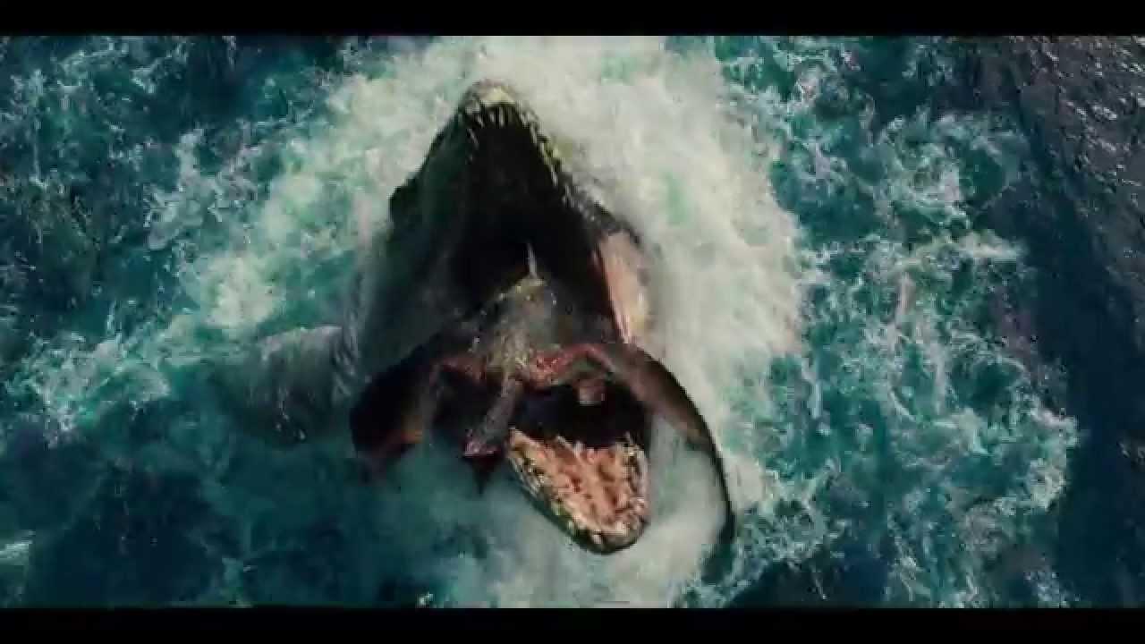 Jurský svet (Jurassic World) - oficiálny trailer (český dabing)