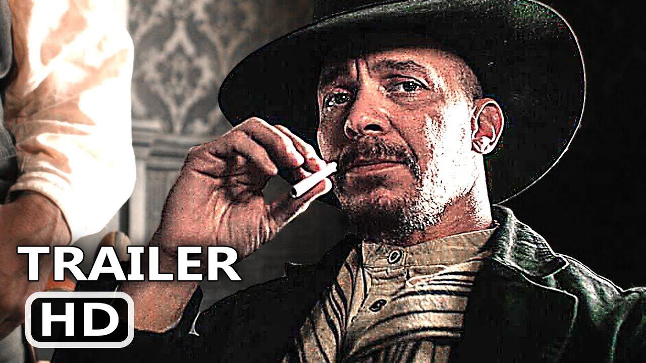 JUSTICE Trailer (2017) Western, John Lewis, Movie HD
