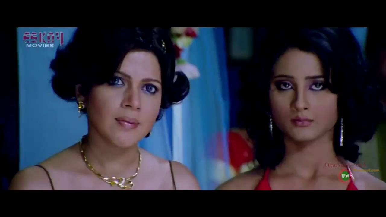 Kar Chokhe Chokh Rekhe Je | HD Song| Dujone Bengali Movie 2009 | Dev Srabanti