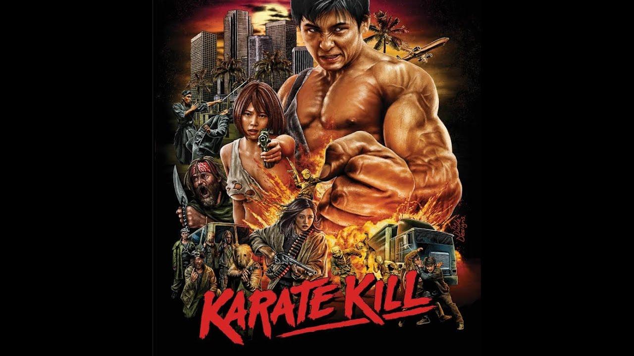 Karate Kill Official Trailer