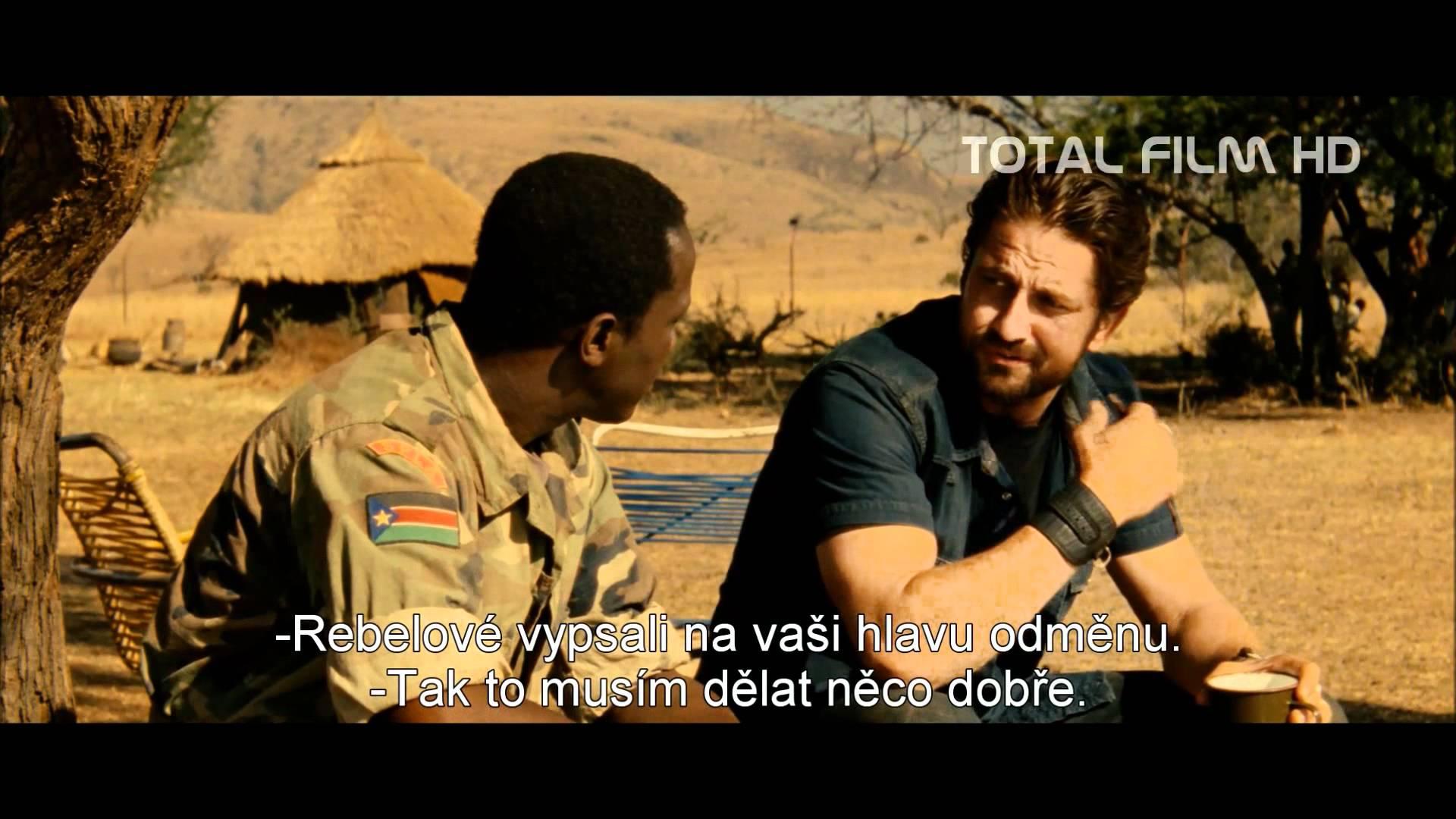 KAZATEL KALAŠNIKOV / MACHINE GUN PREACHER (2011) oficiální český trailer
