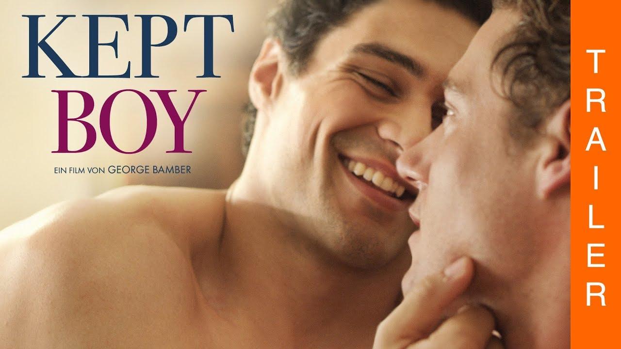 KEPT BOY - Offizieller deutscher Trailer