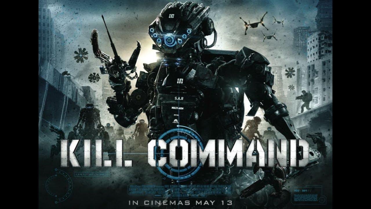 Kill Command 2016 ( English Full Movie)