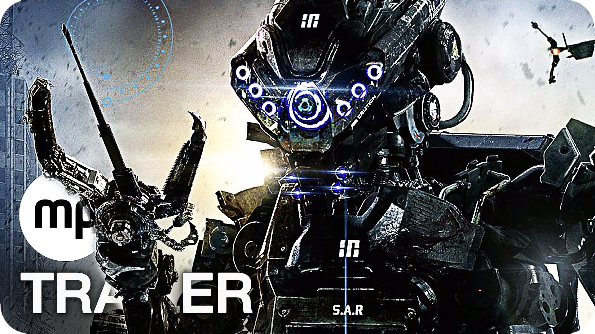 Kill Command Official TRAILER (2016) Sci-Fi Action Movie ...