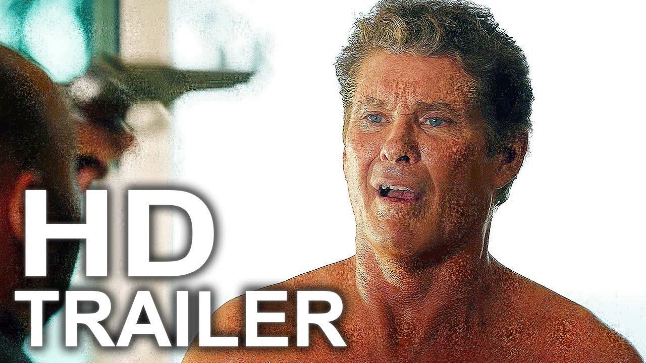 KILLING HASSELHOFF Trailer (2017) David Hasselhoff Comedy Movie HD