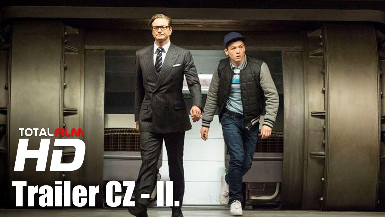 Kingsman: Tajná služba (2015) CZ HD trailer 2.