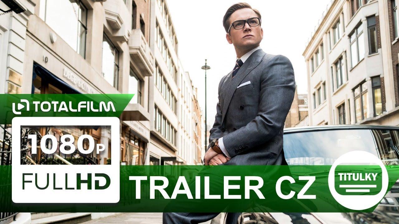Kingsman: Zlatý kruh (2017) CZ HD druhý trailer