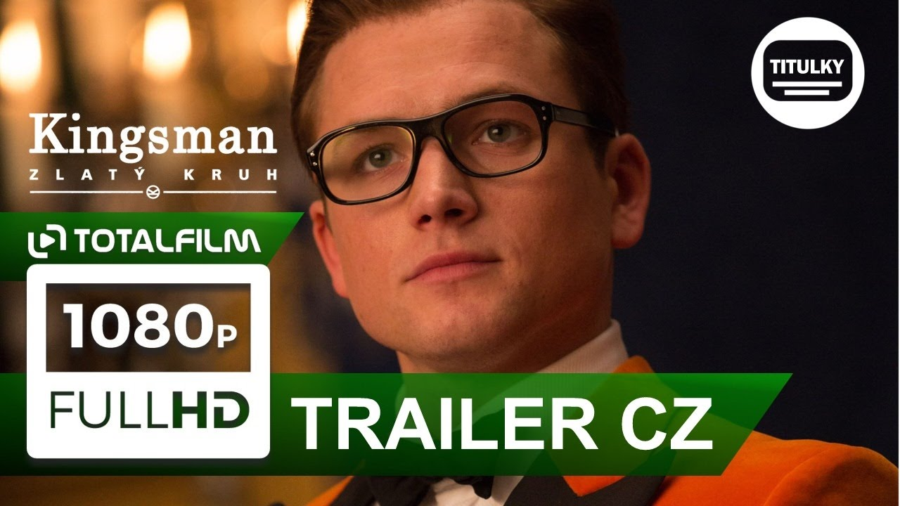 Kingsman: Zlatý kruh (2017) CZ HD trailer
