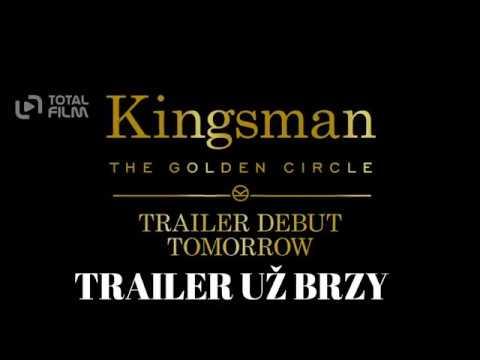 Kingsman: Zlatý kruh (2017) teaser na trailer