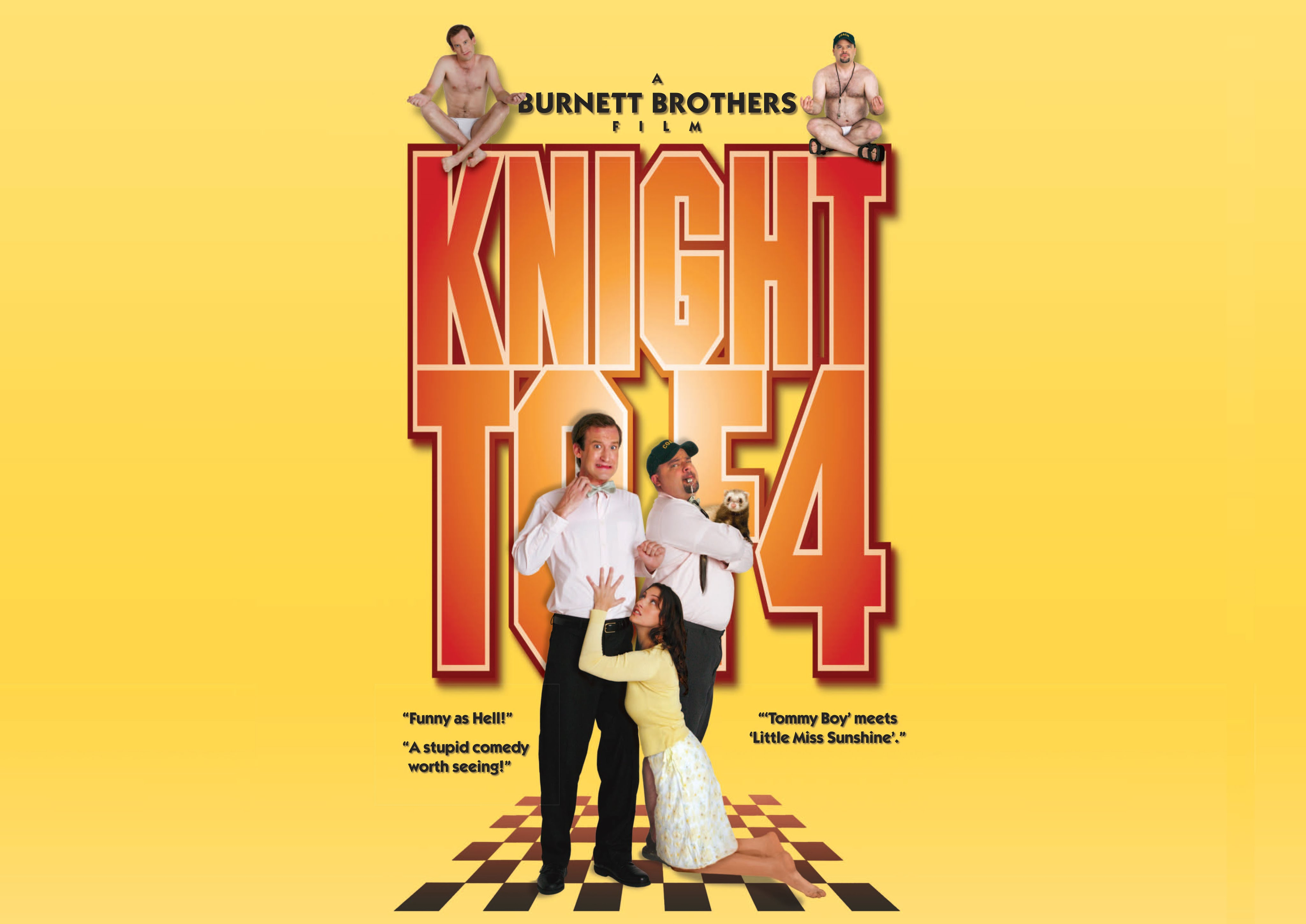 Knight to F4 (OFFICIAL TRAILER) HD