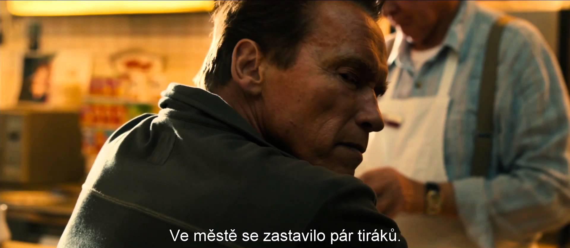 Konečná (Last Stand) - český trailer 2