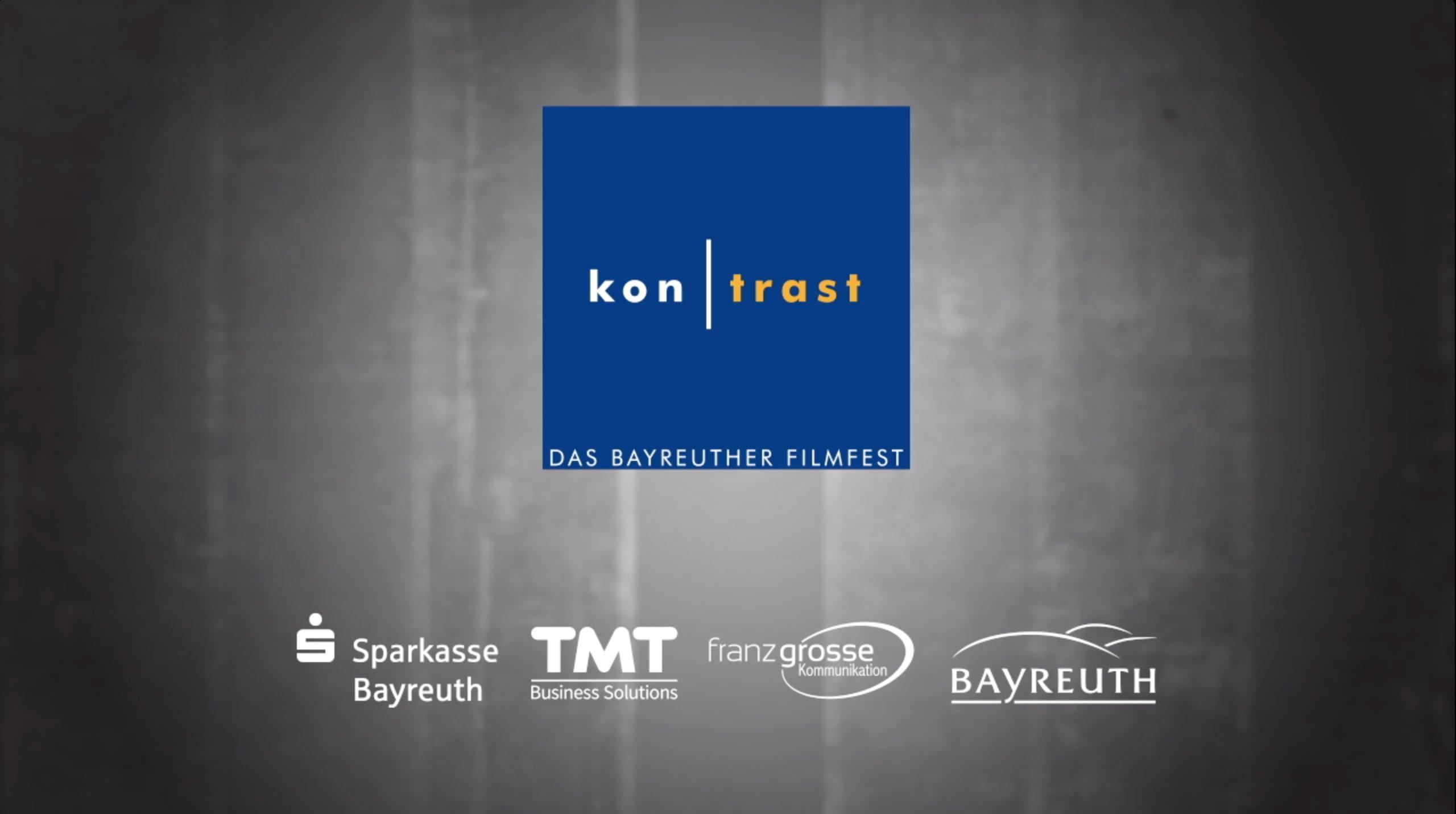 kontrast - Das Bayreuther Filmfest 2016 – Trailer