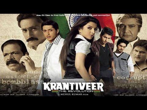 Krantiveer The Revolution - Bollywood 2016 HD Latest Trailer,Teasers,Promo