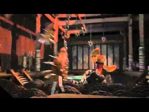 Kung Fu Panda (2008) - trailer