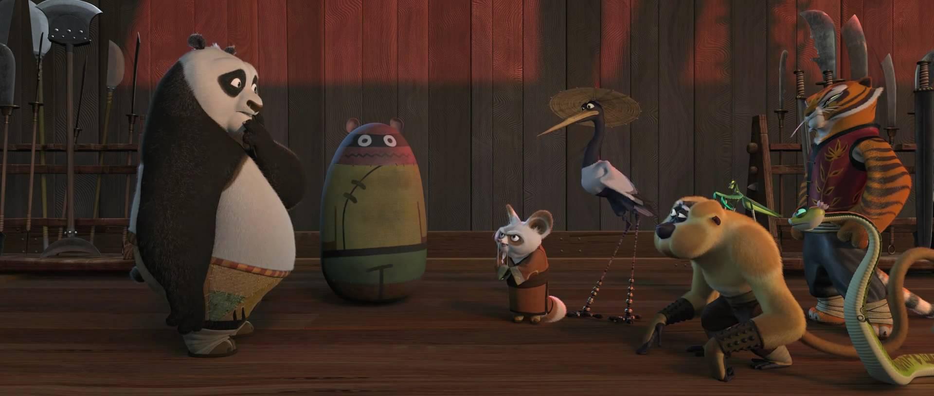 Kung Fu Panda | Official Trailer