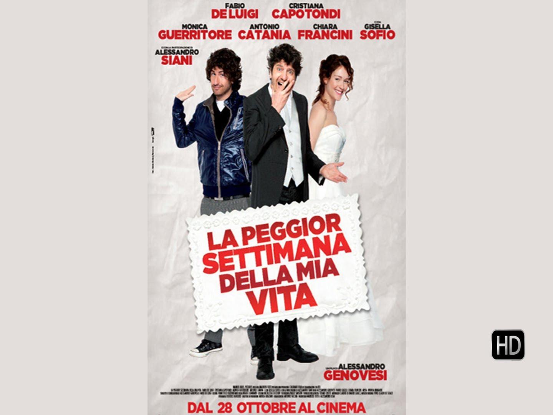 La Peggior Settimana della Mia Vita - Trailer Italiano