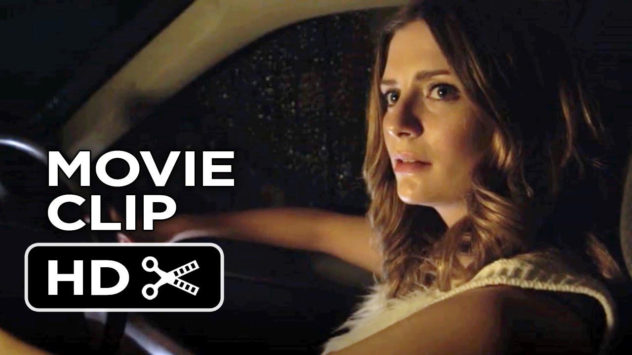 L.A. Slasher Movie CLIP - Car (2014) - Mischa Barton  HD