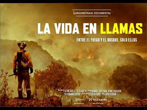 La vida en llamas - Trailer